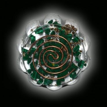 10 Point Green Jade Paper Weight