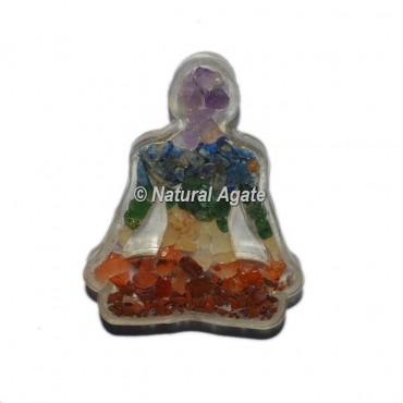 Orgone  Healing Buddha