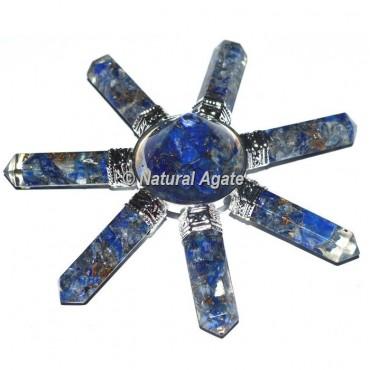 Lapis Lazuli  7 Pencil Stone Generator
