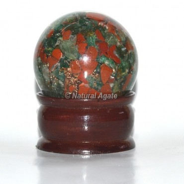 Assorted Orgone Sphere