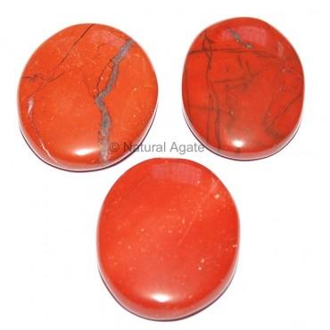 Red Jasper Oval Cabochon