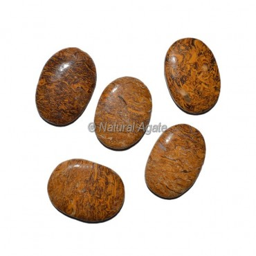 Calligraphy Stone Cabochons