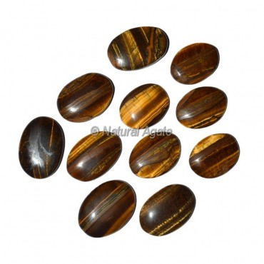 Tiger Eye Cabochons