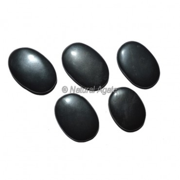 Hematite Oval Cabochons