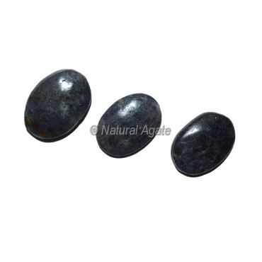 Iolite Oval Cabochons