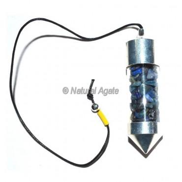 Lapis Lazuli Chamber Pendulums