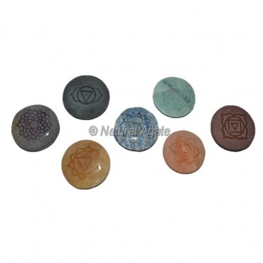 Embossed Chakra Sets