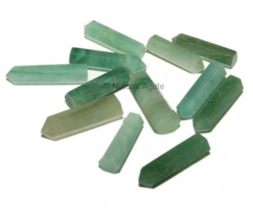 Green Aventurine Pencil Point