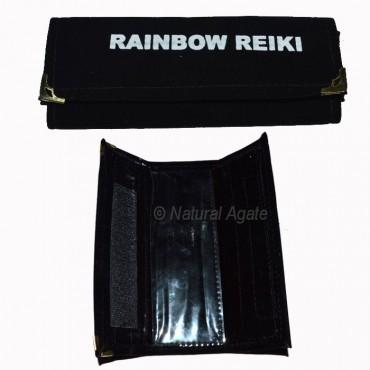Rainbow Reiki Pouch
