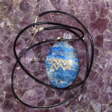 Aquarius Symbol pendants