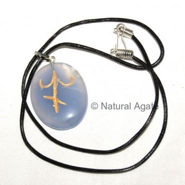 Saggitarious Symbol pendants