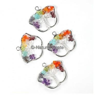 Butterfly Shape Silver Pendants