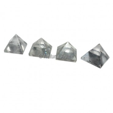 Crystal Quartz AAA Quality Small Pyramids