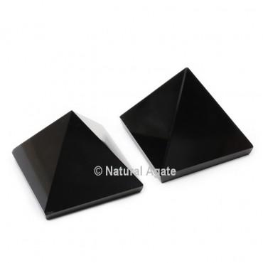 Black Tourmaline Small Pyramid