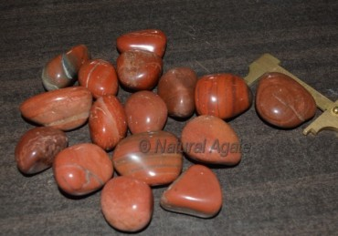 Red Jasper Stone Pebbles