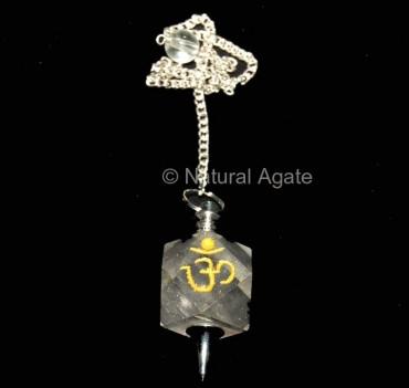 Crystal Om Pendulums