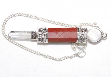 Red Jasper 3pcs Pendulums