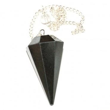 Black Tourmaline Plane Pendulums