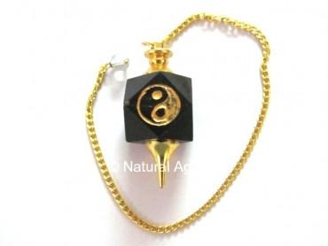 Ying Yang Golden pendulums