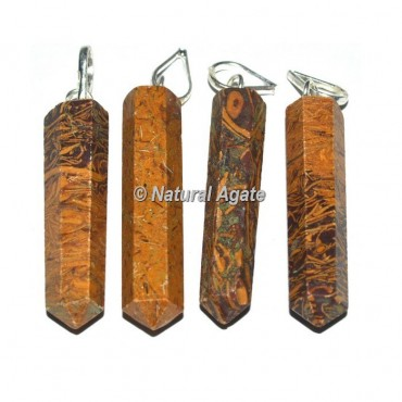 Calligraph Pencil Pendants