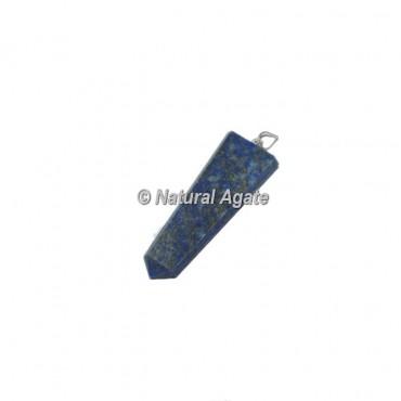Lapis Lazuli Flat PencilPendants