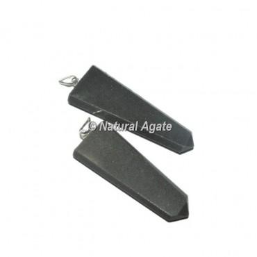 Hematite Flat PencilPendants