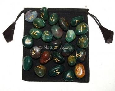 Blood Stone Rune Set