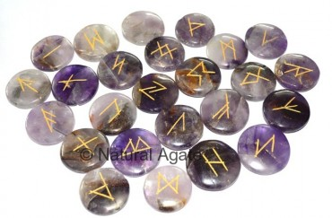 Amethsyt Disc Rune Set