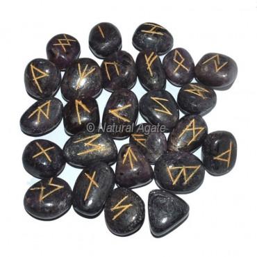 Star Ruby Rune Set