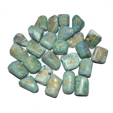Ruby Zeosite Rune Set