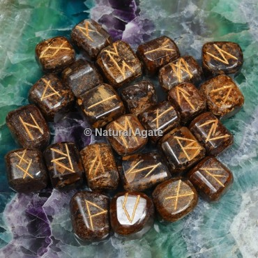 Picture Jasper Rune Sets