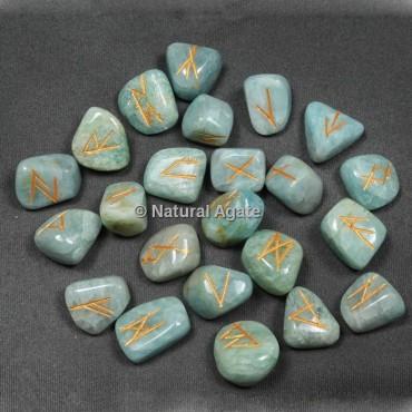 Amazonite Rune Sets