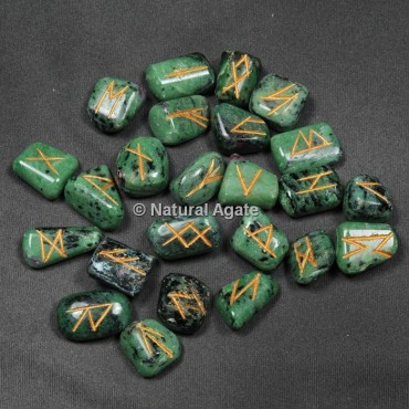 Ruby Tourmaline Rune Sets