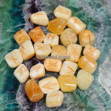 Golden Quartz Rune Sets