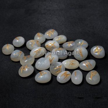 White Onyx Rune Sets