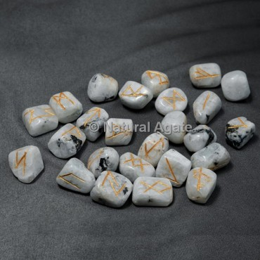 Rainbow Moonstone Rune Sets
