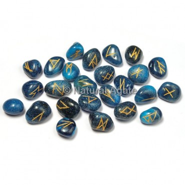 Blue Onyx Rune Sets