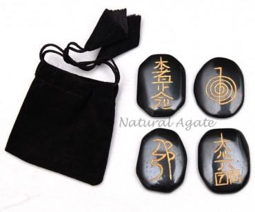 Usui Reiki Sets With Velvet Bag