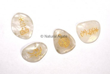 Crystal Usui Reiki Set