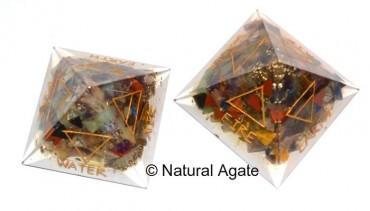 5 Element Orgone Pyramids