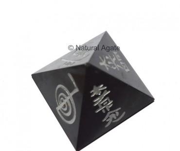 Black Agate Usui Reiki Set