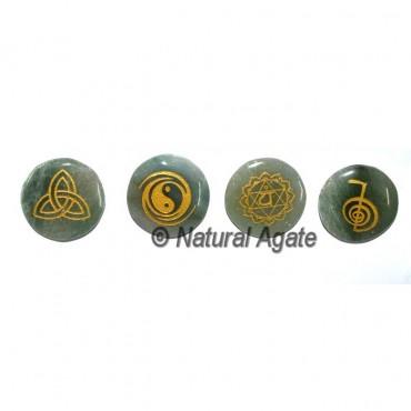 Green Aventurine Reiki Symbol Set