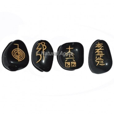 Black Onyx Usui Reiki Sets