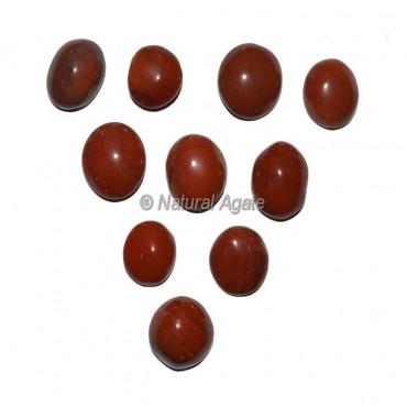 Red Jasper Ring Cabochons