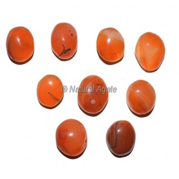 Red Carnelian Ring Cabochons