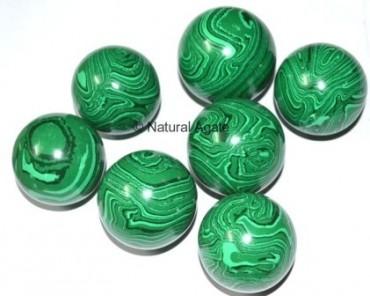 Malachite Spheres