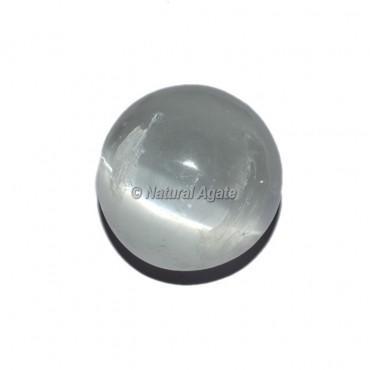 Selenite Ball