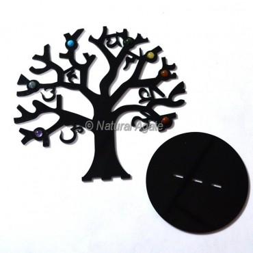 Tree Of Life Seven Chakra Stand