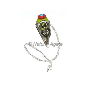 Chakra Orgone Tibetan Pendulums