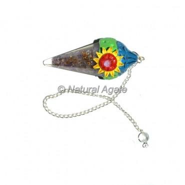 Sun Orgone Tibetan Pendulums